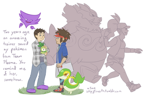 There was a trainer two years ago by invertings