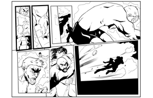 Tezla Issue 1 Pages 8-9 by DRMoore