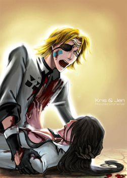 Bleach. The End by jen-and-kris