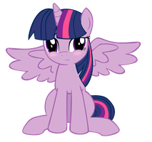 Alicorn Twilight Sparkle by ValiChan