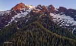 Mid May on Whitehorse Mountain by PNWDronetography