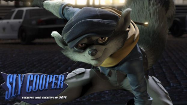 Sly Cooper Movie by DebiTheFox