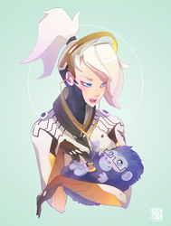 OVERWATCH: Heroes Never Die by liea