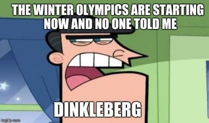 Another Dinkleberg  Meme by pinkie900