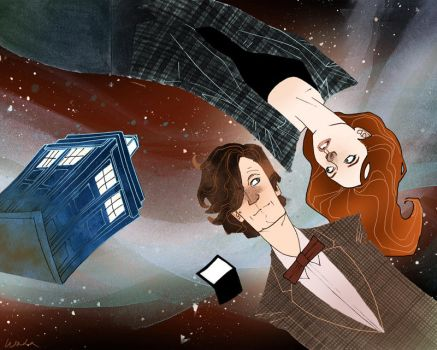 Doctor Who by kevinwada