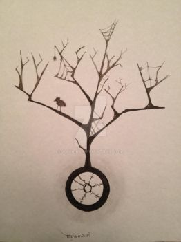 Tree of life and what not by vyricks