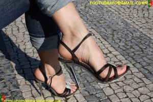 High Heels by Footografo