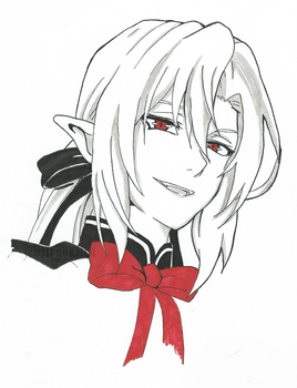 Ferid Bathory by jewelryduelist
