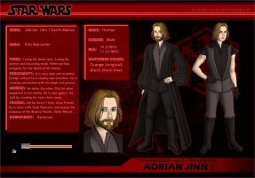 SW Adrian's Character Sheet by Kayla-Hiwatari
