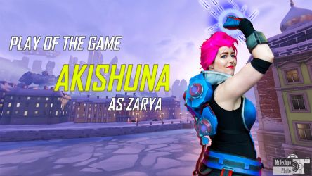 Fun with Photos - Zarya by MrJechgo