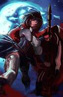 Ruby Rose by JessxJess