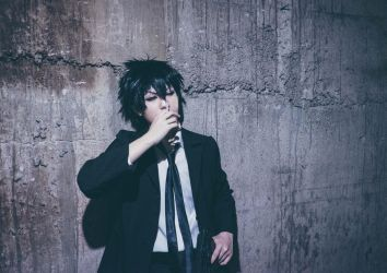 PSYCHO-PASS: Shinya Kogami by sabrelupe
