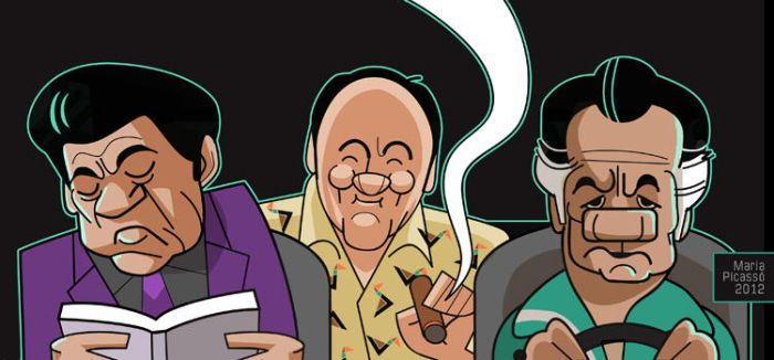 The Sopranos by mariapicasso