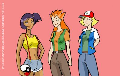 Totally Pokemon by Inspector97