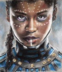 Shuri by conniekidd