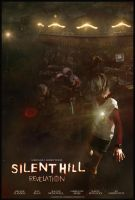 Silent Hill Revelation by marblegallery7