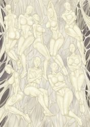 Forest of Silk part 29 (cocoon ending f) by Linart by Ghrolath4