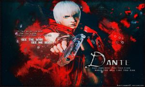 D A N T E. by MaryLander97