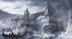 The North Wall by Dlestudio