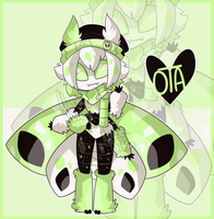 Moth Adoptable OTA | [CLOSED ] by Nyascree