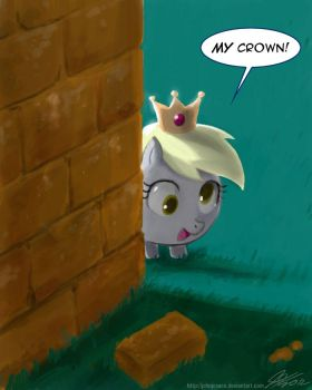 MY Crown by johnjoseco