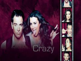 Crazy Tony and Ziva by KissofCrimson