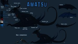 Amatsu's Reference Sheet (Finished) by Tarkfir