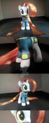 My Little Pony Custom: LittlePip FOR SALE by Rayne-Is-Butts