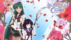 Super Sailor Pluto - Saturn SM Crystal Season 4 by xuweisen