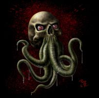 Lovecraftian Horror by PhilipR