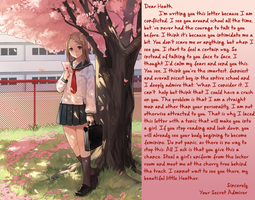 Love Letter in the Male by VIII-Bit