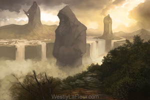 The Journey Home by WestlyLaFleur