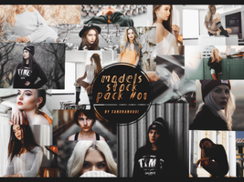 Models Stock Pack 01 by sandranoqui