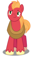 Vector #550 - Big McIntosh #6 by DashieSparkle