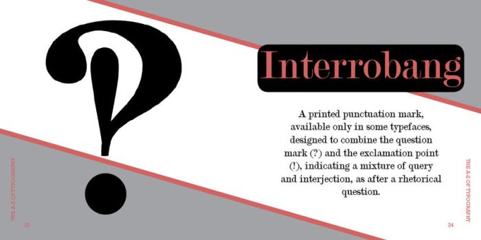 i is for interrobang by happy-froggie