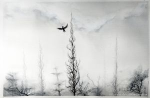 Crows Country by Tistelmark