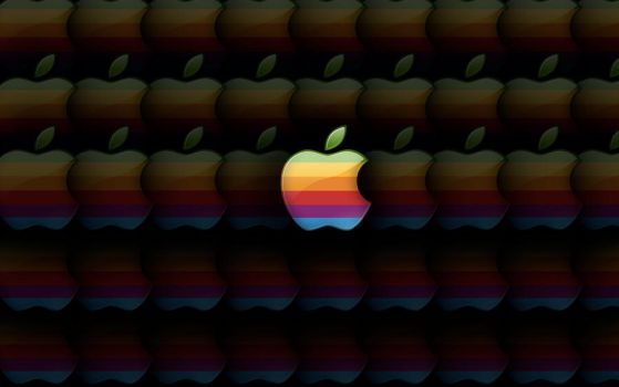 Apple Wallpaper by pleasingfalsetto