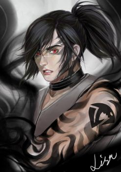Rogue Cheney by Warb1rd