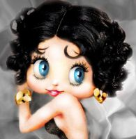 Betty Boop goes real by namfesis