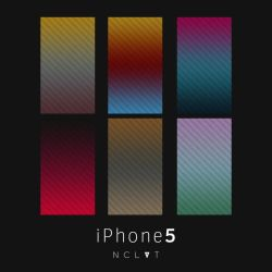 iPhone 5 walls pack II by NCLVT