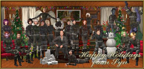 Merry X-Mas by Synapse928