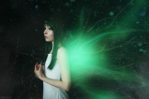 Saya no uta - wings by MilliganVick