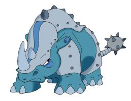 Pokemon-Fake- Rhino