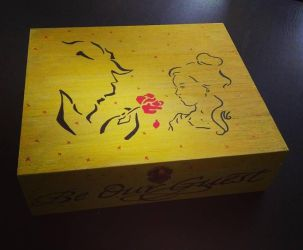 Beauty and the Beast Teabox by Jenniej92