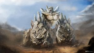 Apessus_Earth Colossus by Foonix1225