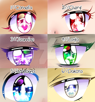 The Orchard House|Eyes Meme by MSTieMiss