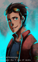 Generator Rex by defenestratin