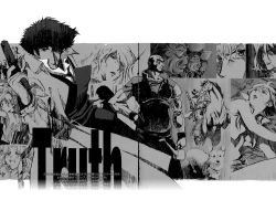 Cowboy Bebop: Truth by DjG-Wp