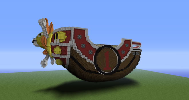 New One Piece Minecraft Project - Part 2 by Kimdrello