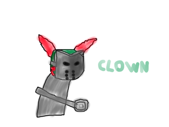 Clown by Noob1029
